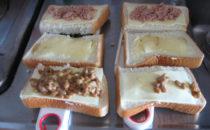 kanapki z opiekacza