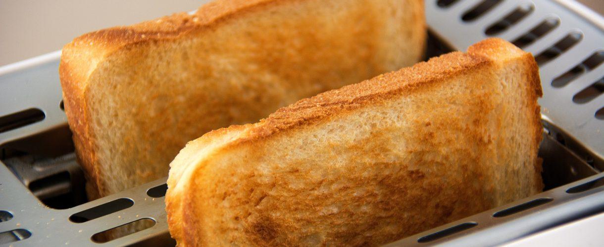 toster zamykany